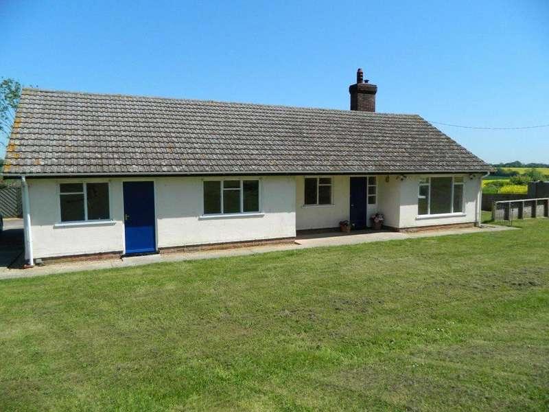 3 Bedrooms Detached Bungalow for rent in Willisham, Ipswich, Suffolk