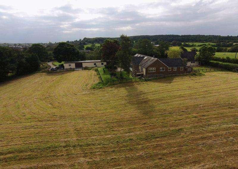 7 Bedrooms Detached House for sale in Little Blythe Farm, Leek Road, Weston Coyney, Stoke-On-Trent