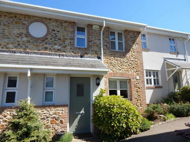2 Bedrooms Retirement Property for sale in Queens Court, Colyton, Devon