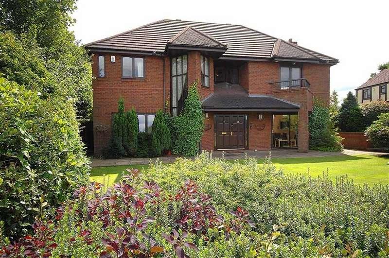 5 Bedrooms Detached House for rent in Holmlee Way, Prestbury, Macclesfield