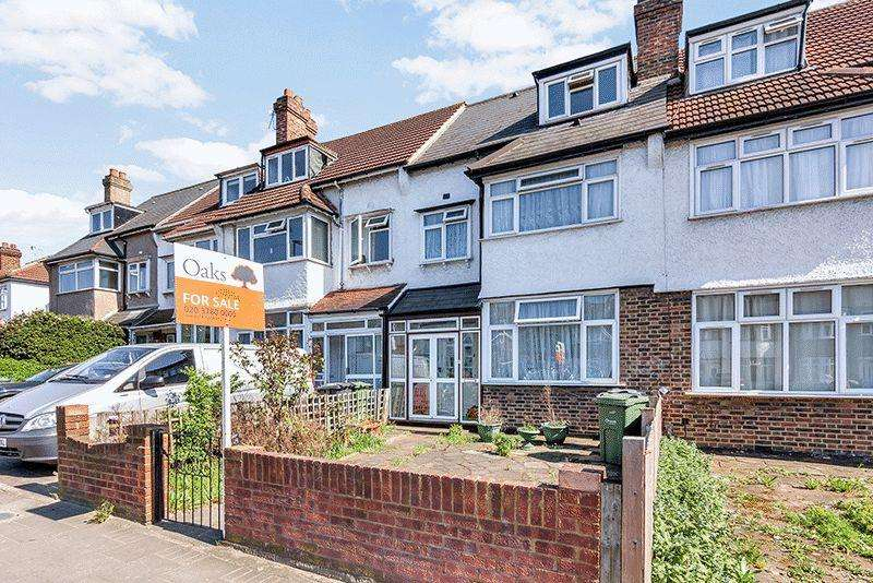 4 Bedrooms Terraced House for sale in Streatham Vale, London