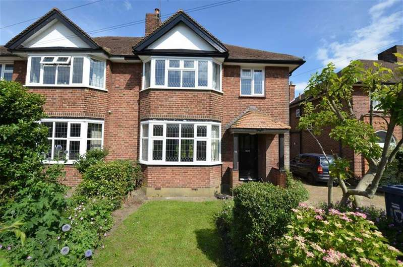 3 Bedrooms House for sale in Offham Slope, Woodside Park