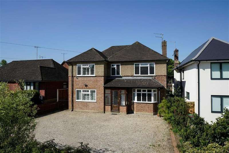 5 Bedrooms Detached House for sale in Oakwood Road, Bricket Wood, St Albans, Hertfordshire