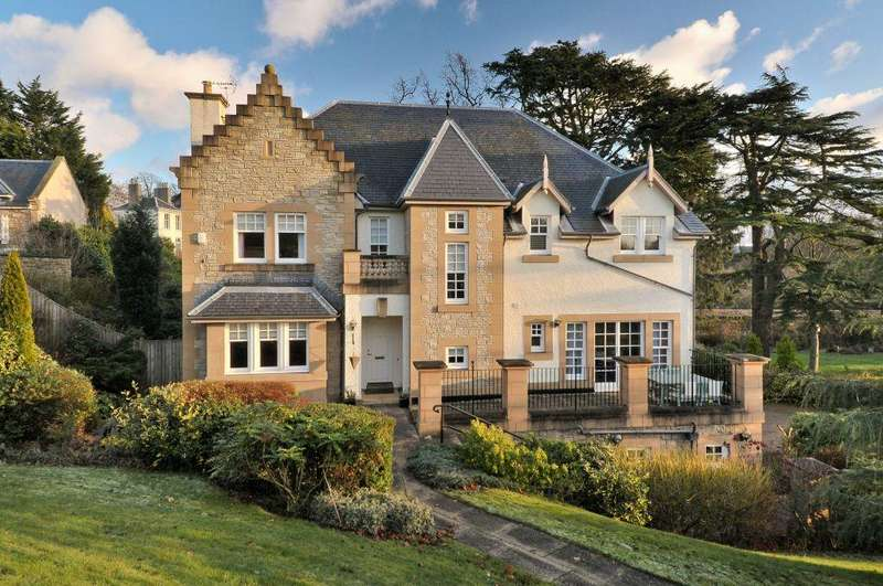 5 Bedrooms Detached House for sale in 5 Inveresk Estate, Inveresk, Musselburgh, East Lothian, EH21 7TA