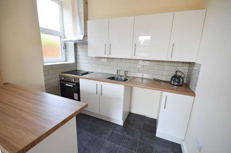 1 Bedroom Flat for rent in Queen Street, Mosborough, Sheffield, S20
