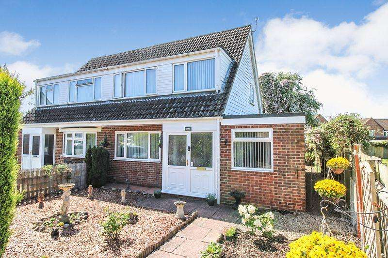 3 Bedrooms Semi Detached House for sale in Humber Close, Thatcham