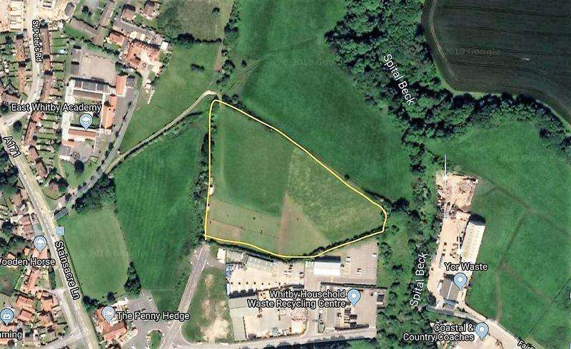 1 Bedroom Land Commercial for sale in Chomley Way, Whitby