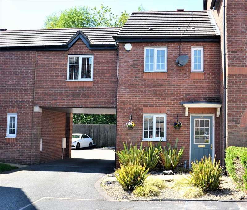 2 Bedrooms Mews House for sale in Anderby Walk, Westhoughton