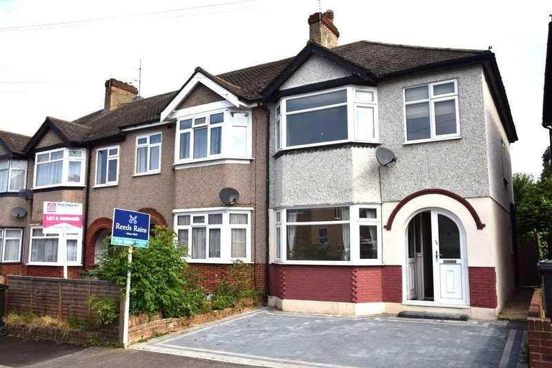 3 Bedrooms Terraced House for sale in Dorchester Close, Dartford, DA1