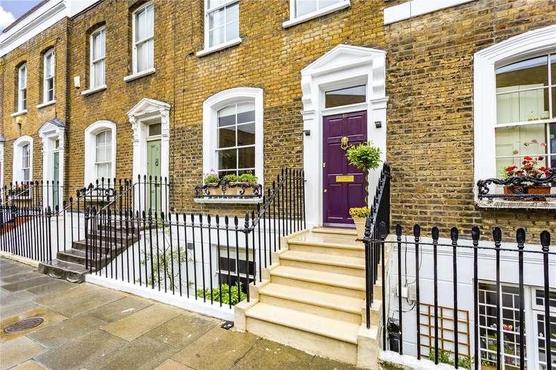 3 Bedrooms Terraced House for sale in Bevan Street, London, N1