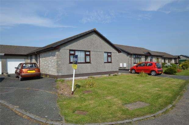 3 Bedrooms Bungalow for sale in Albertus Road, Hayle, Cornwall