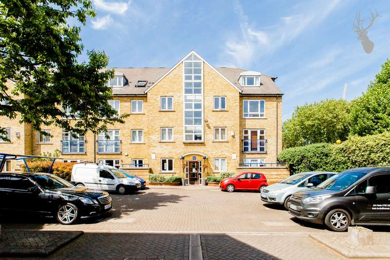 2 Bedrooms Flat for sale in St Marys Court, Bow Road, London, E3