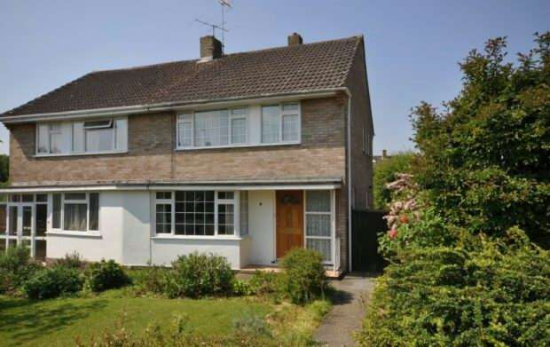 3 Bedrooms Semi Detached House for sale in Allendale Road, Earley, Reading