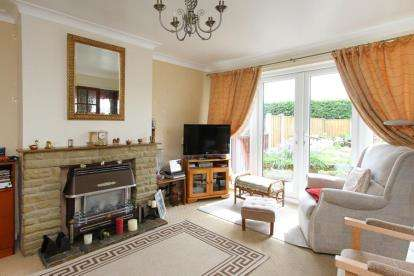 2 Bedrooms Bungalow for sale in Cromford Close, North Wingfield, Chesterfield, Derbyshire