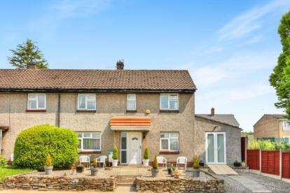 2 Bedrooms End Of Terrace House for sale in Chipping Grove, Burnley, Lancashire, BB10