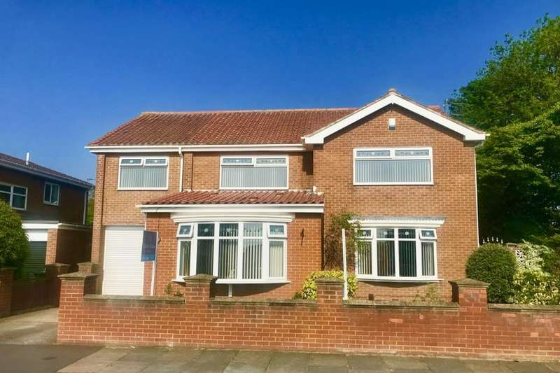 4 Bedrooms Detached House for sale in Kintyre Drive, Thornaby, Stockton-On-Tees, TS17
