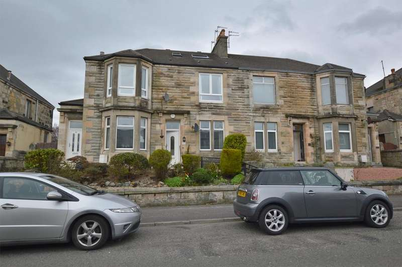 2 Bedrooms Flat for sale in 81 Argyle Road, Saltcoats, KA21 5NE