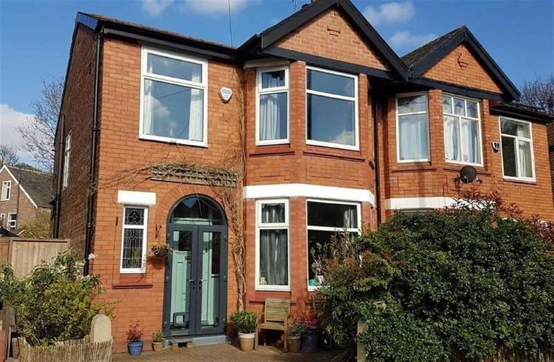 3 Bedrooms Semi Detached House for sale in College Drive, Whalley Range