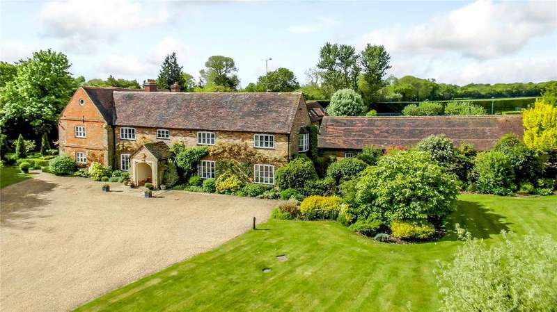 9 Bedrooms Equestrian Facility Character Property for sale in Ayot St. Lawrence, Hertfordshire, AL6