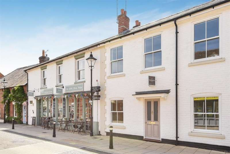 4 Bedrooms Cottage House for sale in Latimer Street, Romsey, Hampshire