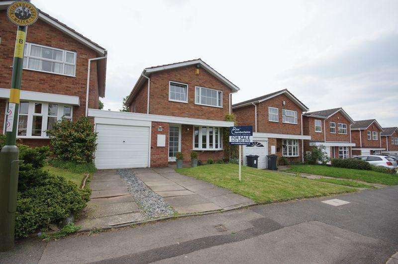3 Bedrooms Link Detached House for sale in Teazel Avenue, Bournville, Birmingham