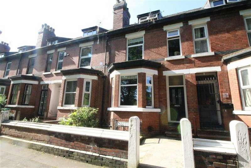 4 Bedrooms Terraced House for sale in Rippingham Road, Withington, Manchester