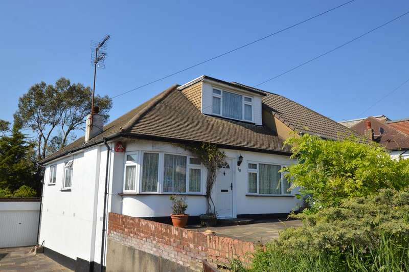 3 Bedrooms Semi Detached House for sale in Bittacy Rise, Mill Hill, London NW7