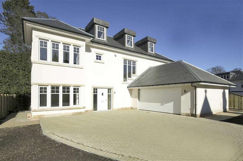6 Bedrooms Detached House for sale in Plot, 7, New Park Place, St Andrews, KY16