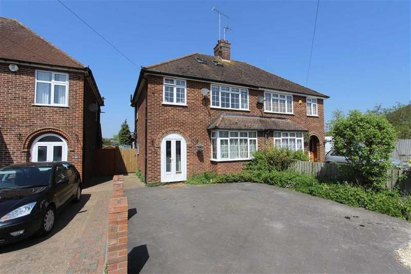 5 Bedrooms Semi Detached House for sale in Brooklands Drive, Leighton Buzzard