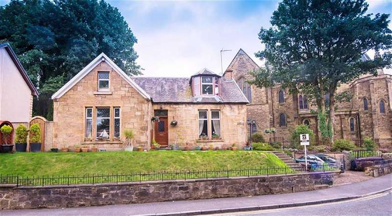 5 Bedrooms Detached House for sale in Cockburn Street, Falkirk