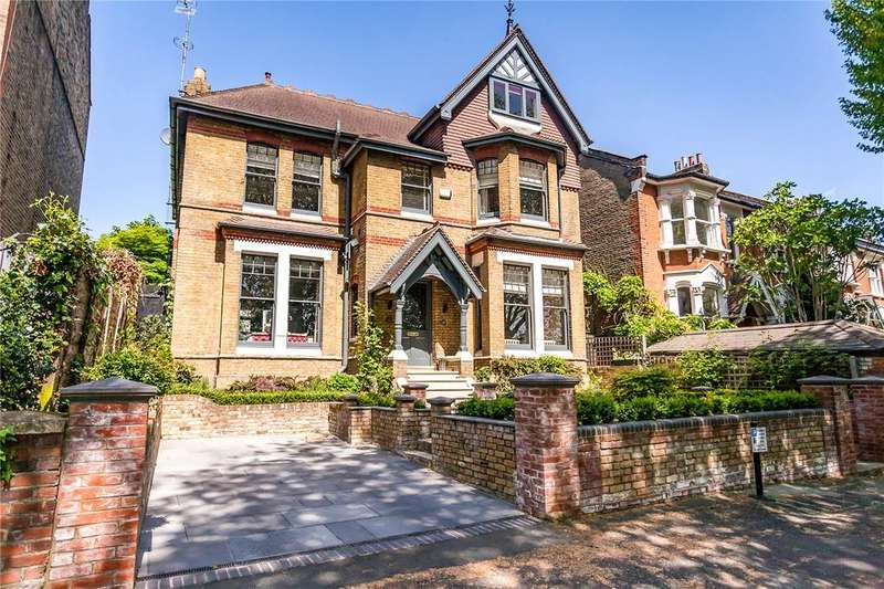 7 Bedrooms Detached House for sale in Mount View Road, London, N4