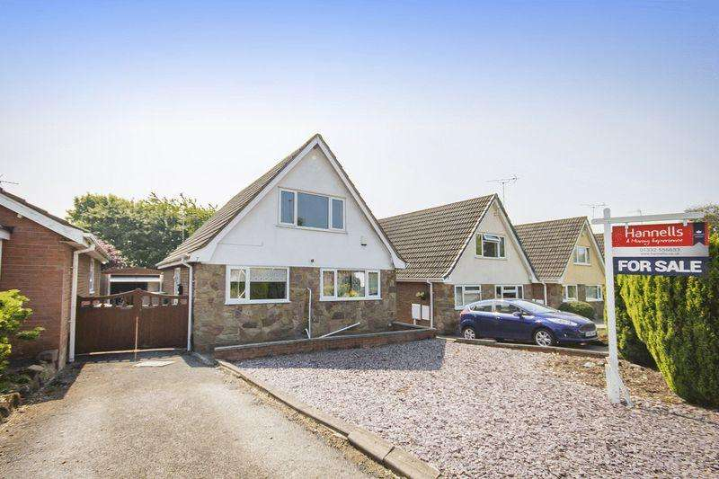 3 Bedrooms Detached House for sale in GEMA CLOSE, ALLESTREE