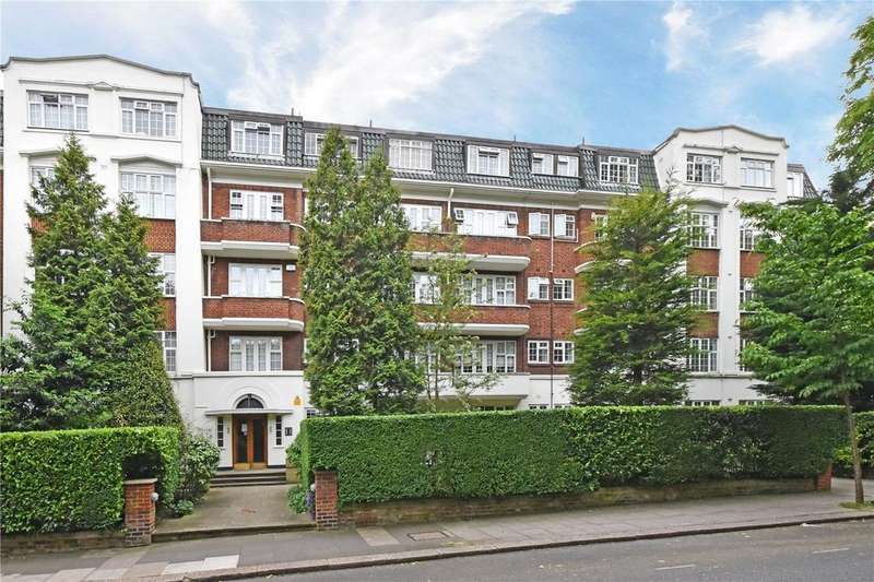 3 Bedrooms Apartment Flat for sale in Acol Court, Acol Road, NW6
