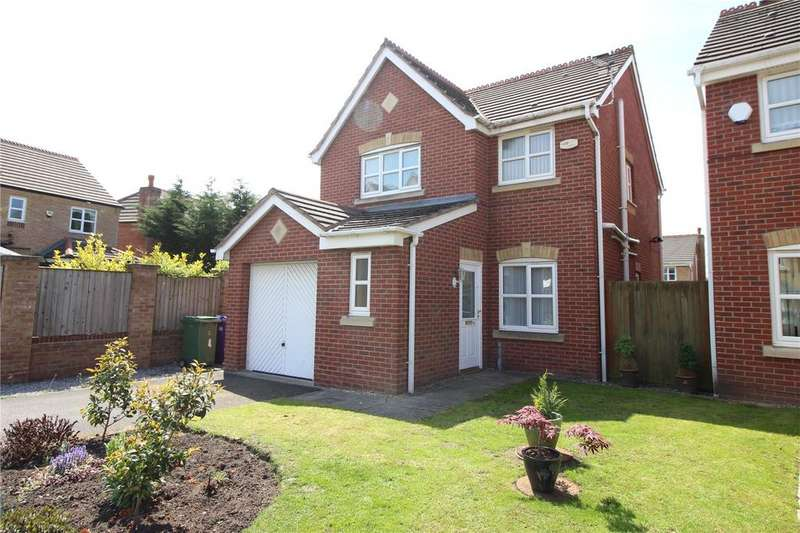 3 Bedrooms Detached House for sale in Cadet Way, Liverpool, Merseyside, L12