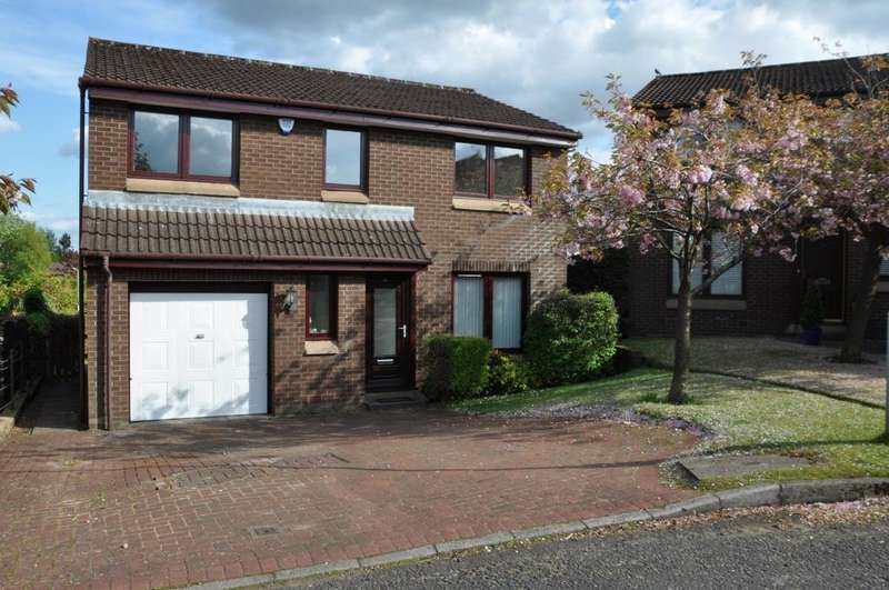 4 Bedrooms Detached Villa House for sale in Whitelee Crescent, Newton Mearns, Glasgow, G77
