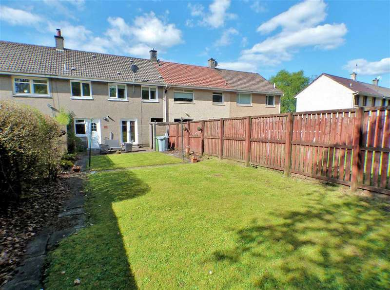 3 Bedrooms Terraced House for sale in Wardlaw Crescent, Murray, EAST KILBRIDE