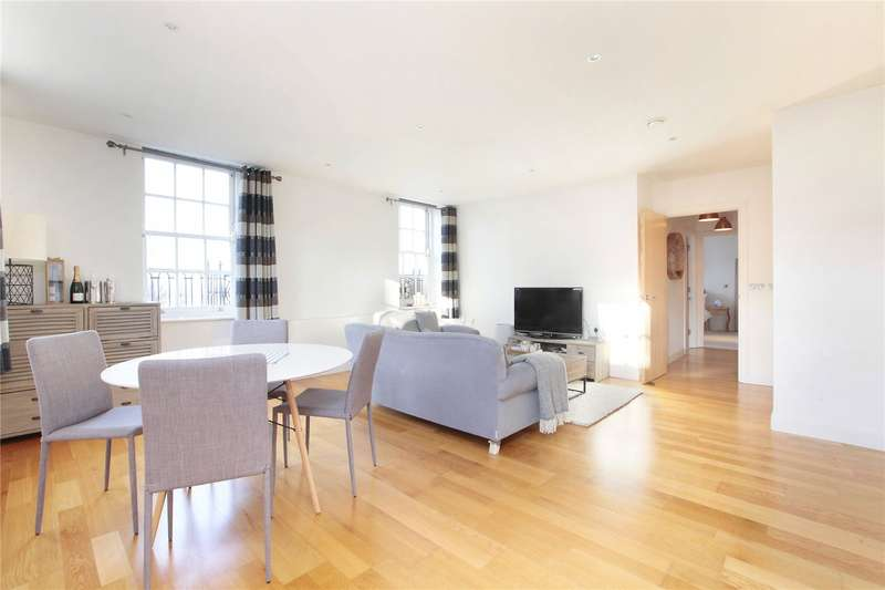 2 Bedrooms Flat for sale in The Latitude, 130 Clapham Common Southside, Clapham South, London, SW4