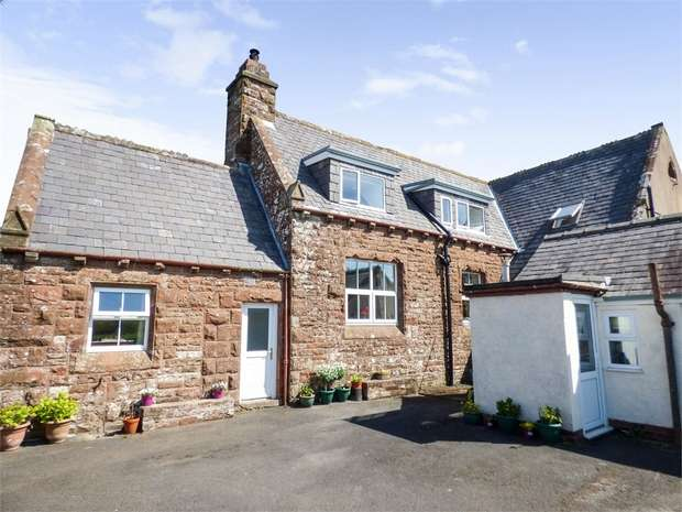 6 Bedrooms Detached House for sale in Abbeytown, Wigton, Wigton, Cumbria