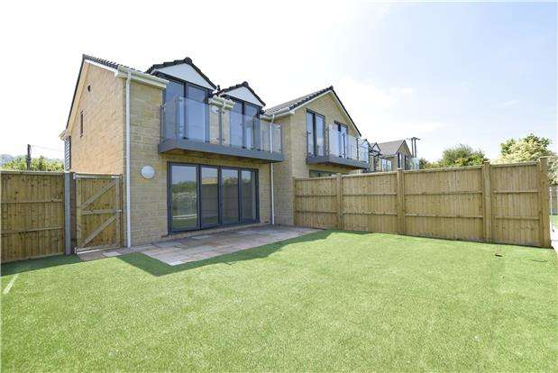 3 Bedrooms Semi Detached House for sale in Bridge View, Bridgwater Road, Dundry, Bristol, BS41 8JW