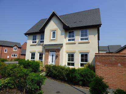 3 Bedrooms Detached House for sale in Earls Drive, Stenson Fields, Derby, Derbyshire