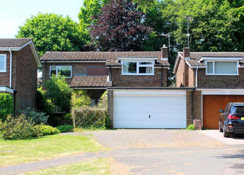 4 Bedrooms House for sale in PRIME BOXMOOR CUL DE SAC with NO UPPER CHAIN, HP1