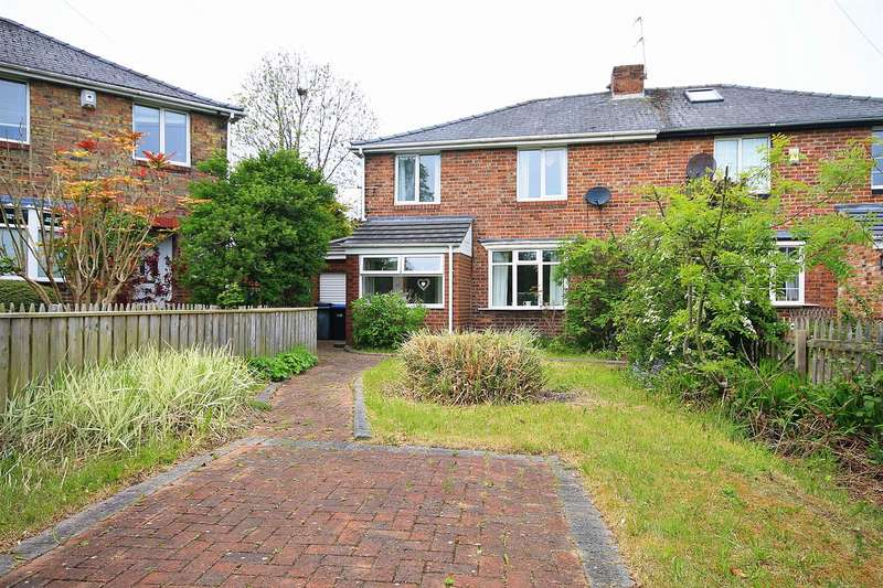 3 Bedrooms Semi Detached House for sale in The Moorlands, Gilesgate, Durham