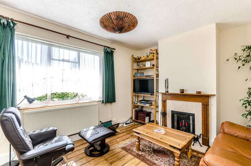 2 Bedrooms Maisonette Flat for sale in Bittacy Hill, Mill Hill East, NW7