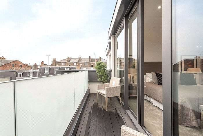 4 Bedrooms House for sale in The Furlong Collection, Wiblin Mews, Kentish Town, London, NW5