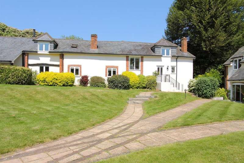 3 Bedrooms House for sale in Middle Wallop, Stockbridge