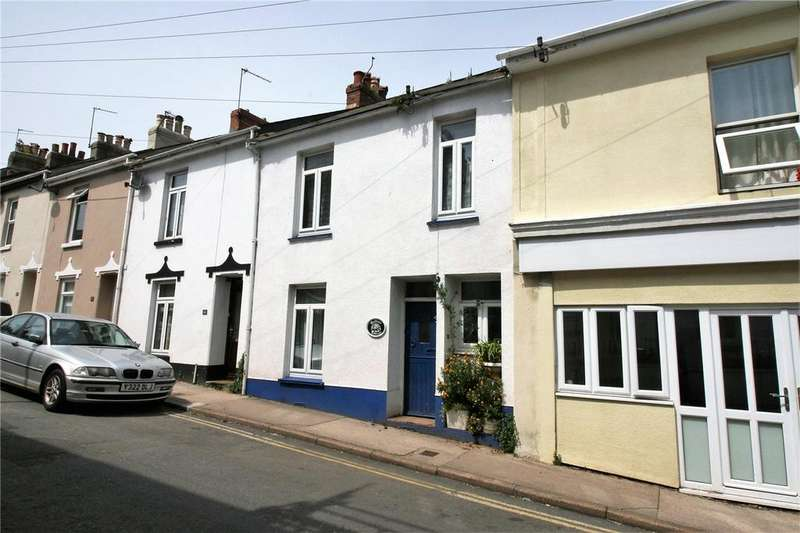 3 Bedrooms Terraced House for sale in Drew Street, Brixham, TQ5