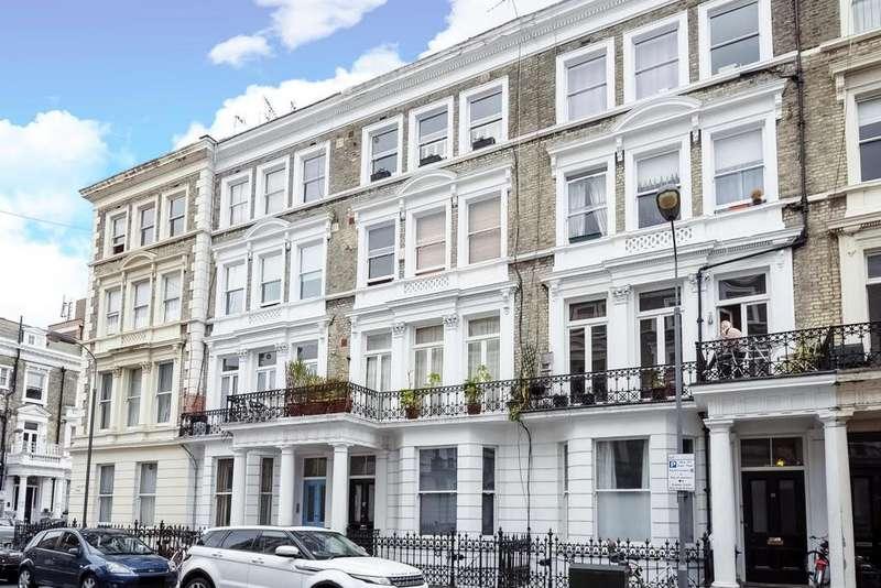 3 Bedrooms Flat for sale in Castletown Road, West Kensington