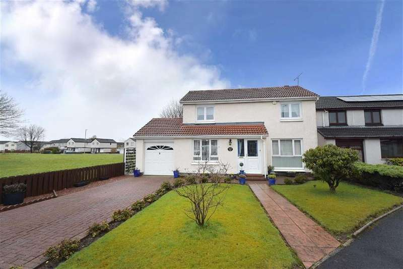 4 Bedrooms Detached House for sale in Hallidale Crescent, Renfrew