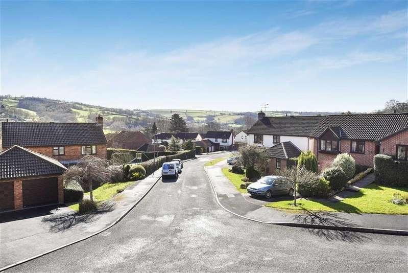 3 Bedrooms Bungalow for sale in Ashley Rise, Ashley, Tiverton, Devon, EX16