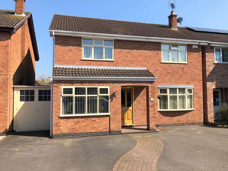 4 Bedrooms Detached House for sale in Lathkill Drive, Marehay, Ripley